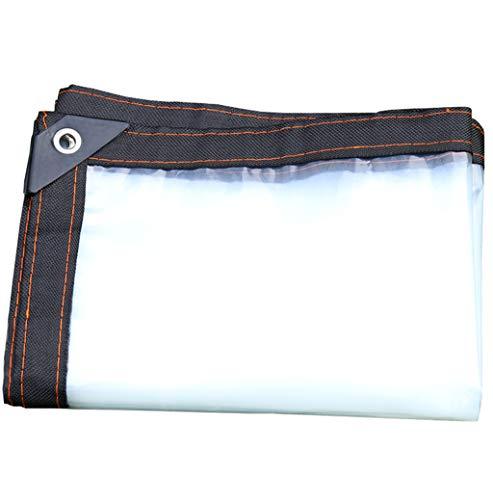 Plane wasserdicht Schwerlast Transparent Pflanze Staubdicht Carport PE Kunststoff Außenzeltplane, Dicke: 0,12 mm, 100G / M2, 22 Größen