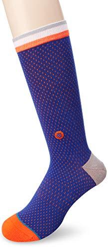 Stance Calze da uomo in jersey, Uomo, Calze, M545D17KNI, blu, L