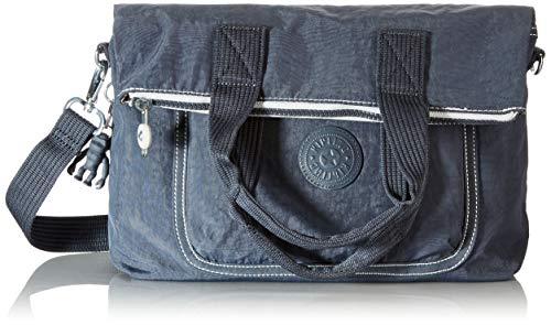 Kipling Damen ELEVA Taschen mit Tragegriff, Grauer Schiefer, One Size