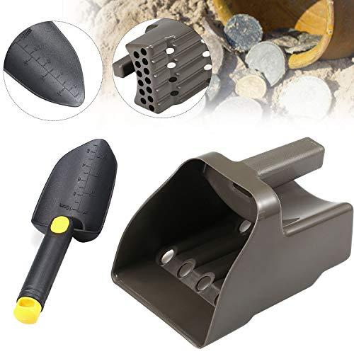 Accesorios Para Herramientas De Excavación De Pala De Arena Y Pala Para La Detección De Metales Y La Búsqueda Del Tesoro