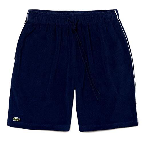 Lacoste Herren Shower Short - 164890, Größe Herren:M, Farbe:Nachtblau