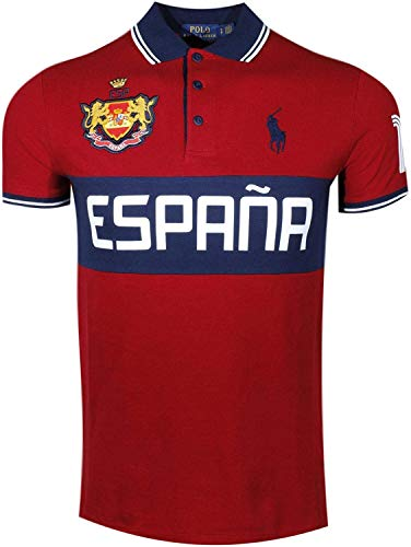 Camiseta De Fútbol España  marca Ralph Lauren