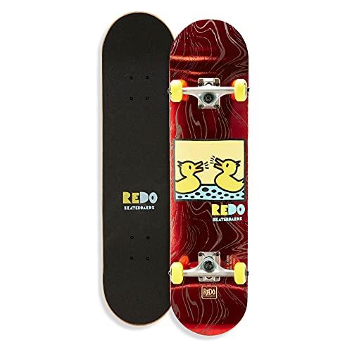 ReDo Skateboard Co. 503764 Skateboard