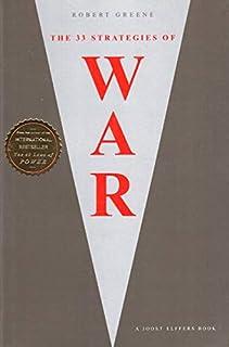 33 Strategies of War by Robert Greene - Paperback