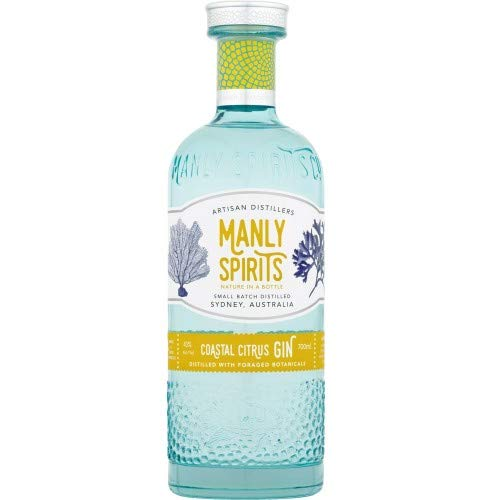 Photo of Manly Spirits Coastal Citrus Gin 70cl 70cl x 6