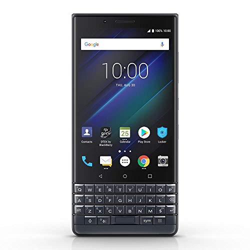 BlackBerry KEY2 LE GSM Unlocked Android Smartphone, 64GB, 13MP Rear Dual Camera, Android 8.1 Oreo...