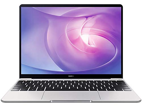 Huawei Matebook 13 Signature Edn. Laptop - 13' 2K Touch, 8th Gen i5, 8 GB RAM, 256 GB SSD, Silver (Renewed)