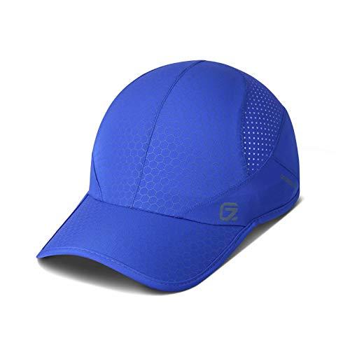 GADIEMENSS Schnell trocknende, weiche Krempe, leicht, atmungsaktiv, Damen, blau, 55-62 cm
