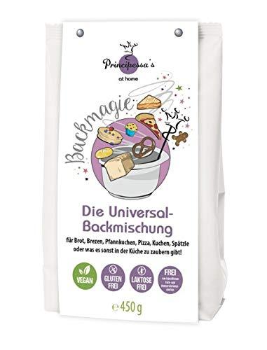 Principessa´s Backmagie - DIE glutenfreie Universal-Backmischung