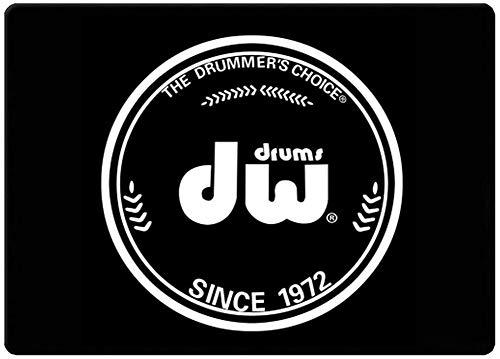 ZXHH rutschfeste Trommel Teppiche Quadratische Schallschutzdecke,Schlagzeugteppich Für E-Drum-Kits Bass Drum Snare Und Andere Core Set-Komponenten Matte rutschfeste Teppiche (120cm * 80cm)