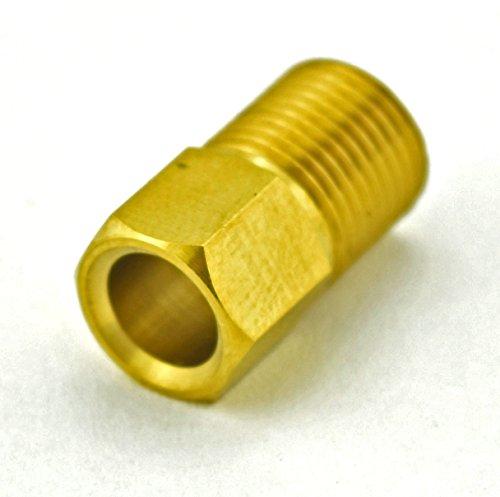 F26 TITAN M8 x 0,75 Tornillo de unión para Magura/Avid/Shimano Titan (dorado)