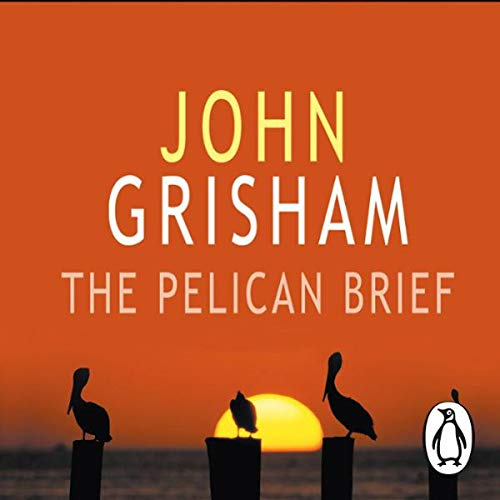 The Pelican Brief                   By:                                                                                                                                 John Grisham                               Narrated by:                                                                                                                                 Anthony Heald                      Length: 5 hrs and 29 mins     13 ratings     Overall 4.5