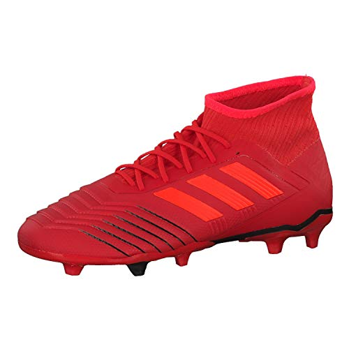 adidas Herren Predator 19.2 Fg Fußballschuhe, Mehrfarbig (Multicolor 000), 42 2/3 EU
