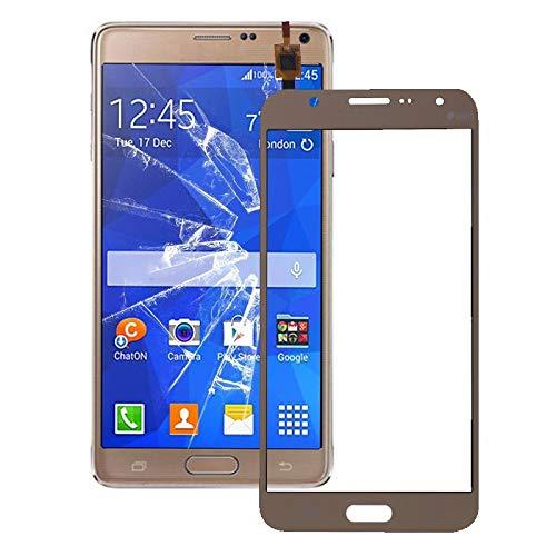 Pantaohuaes Reemplazo de Pantalla táctil para Samsung Galaxy J7 / J700 (Color : Gold)
