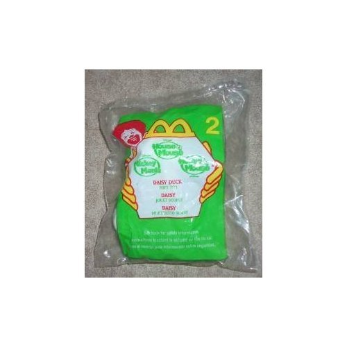 Daisy Duck House of Mouse McDonalds Happy Meal Disney Toy #2 - 2001 by Disney