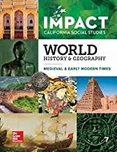 McGraw Hill Impact World HIstory and Geography Medieval and Early Times Grade 7 Student Edition