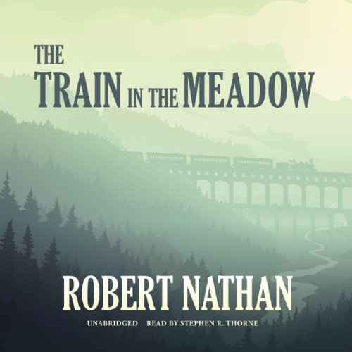 The Train in the Meadow audiobook cover art