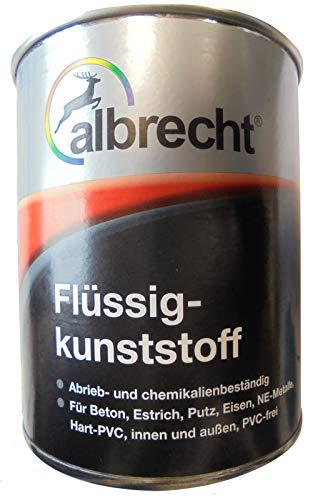 Albrecht 750ml Flüssigkunststoff RAL 7031 Blaugrau