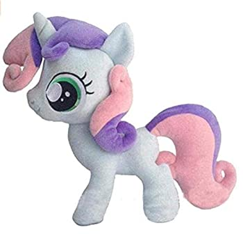 NC87 Plush Toys My Little Pony Cute Stuffed Toy Doll Soft Horse Princess Luna Celestia Queen Chrysalis Anime Toy 30cm Sweetie Belle Gift