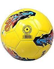 كرة القدم فيست نايت مقاس 5 بولي يوريثان مخيطة بالآلة متينة لتدريب المراهقين على كرة القدم على التبول في الهواء الطلق لعبة بولي يوريثين