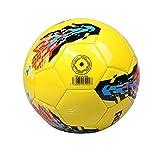 Festnight Ballon Taille 5 PU Machine Cousu la durabilité du Football pour Jeu de Football pour Adolescent Formation Nouvelle arrivée en Plein air