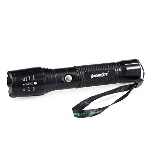 FAMILIZO 5000LM G700 TáCtico LED Linterna X800 Zoom Super Brillante LáMpara De Luz Militar Linternas