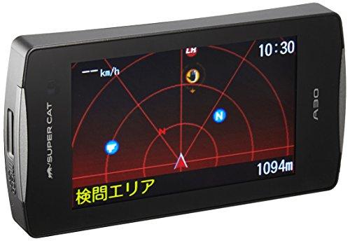 ユピテル レーダー探知機 A30 GPSデータ 13万1千件以上 小型オービス対応 OBD2接続GPS/一体型/リモコン付属...