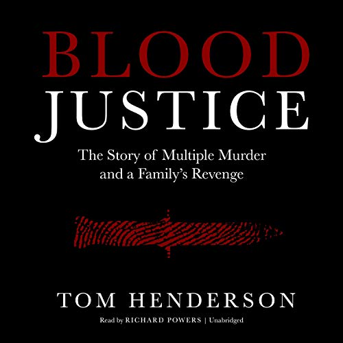 Couverture de Blood Justice