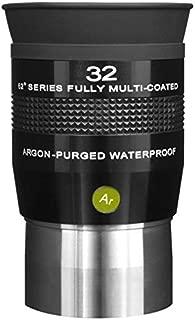 Explore Scientific 62 degree 32mm Long Eye Relief Waterproof Eyepiece, EPWP6232LE-01