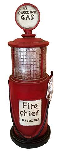 Hucha Vintage Decorativa con Forma de surtidor de Gasolina