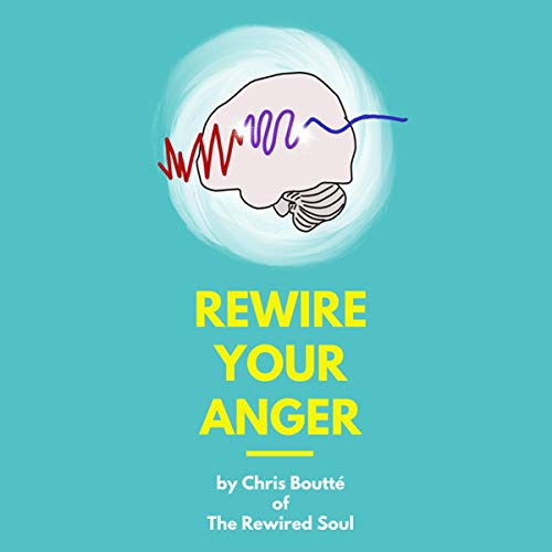 Rewire Your Anger audiobook cover art