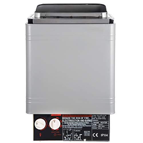VEVOR Sauna Heater 2KW Dry Steam...
