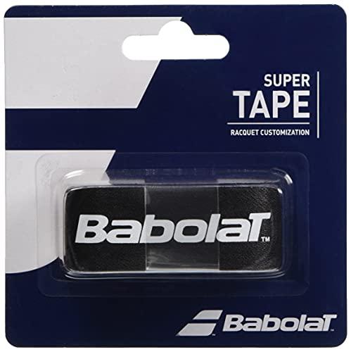 Babolat Super Tape X 5 Cinta Protectora, Unisex Adulto, Negro, Talla Única
