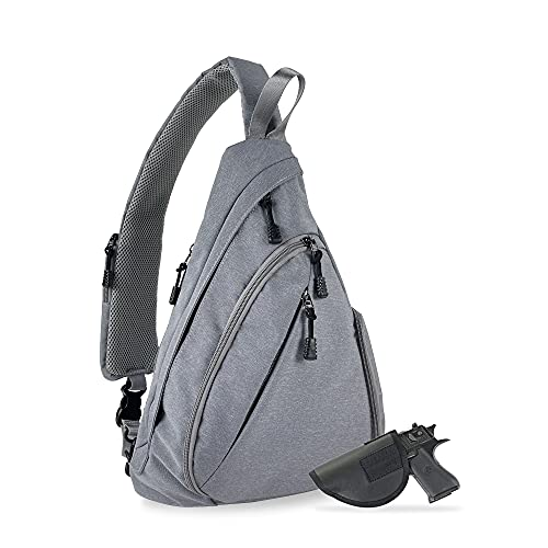 Jessie & James Peyton Crossbody Sling Backpack Concealed...