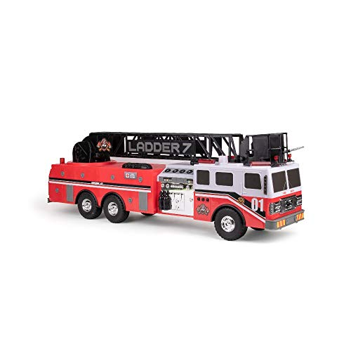 Mighty Fleet Titans Firetruck FFP