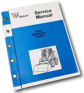Amazon com: Bobcat Parts Manual
