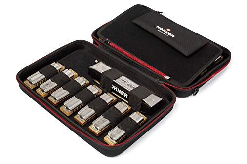 Hohner FlexCase L Harmonica Flex Case Large