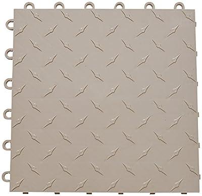 Spf54|#Speedway Garage Tile 789453W-50 Diamond Garage Floor 6 LOCK Diamond Tile 50 Pack