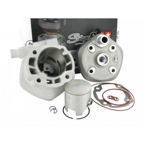 Zylinderkit Stage6 Racing 70cc MKII, 10mm Kolbenbolzen für Minarelli LC