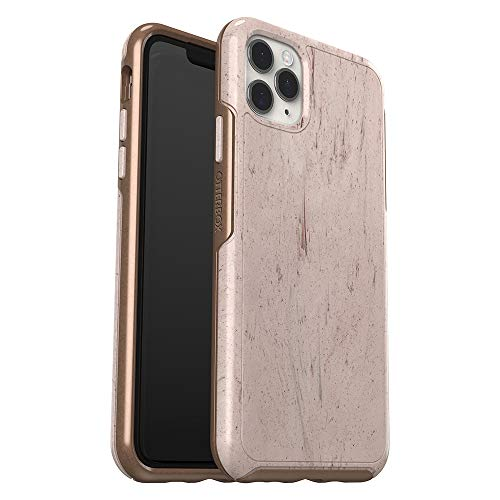 OtterBox SYMMETRY CLEAR SERIES Case for iPhone 11 Pro Max - SET IN STONE (STONE RED/ROSE GOLD/SET IN STONE IML)
