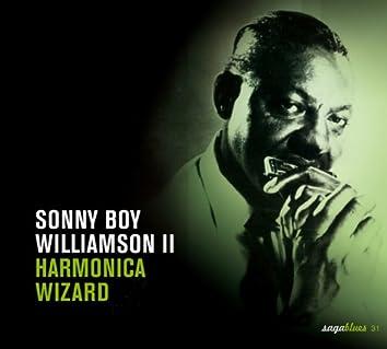 Saga Blues: Harmonica Wizard