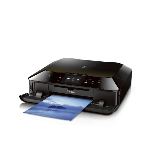 Canon PIXMA MG6320 Black Wireless Color Photo Printer with Scanner and Copier Photo #10