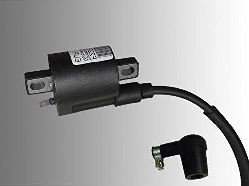Zündspule Quad 50-100 ccm CPI Ersatzteil für/kompatibel mit Crab Aeon Cobra Revo mit Spezial Zündkerzenstecker