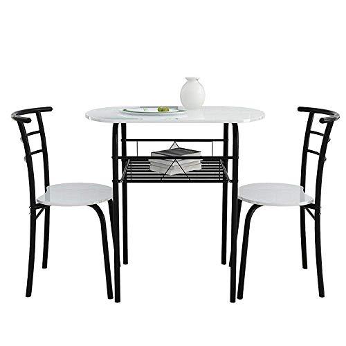 N/Z Tägliche Ausrüstung Weißer Couchtisch Couchtisch Mit Aufbewahrung Weißer Couchtisch Hochdichte PVC Moderner Teetisch Nachttisch Mit Metallregal Set Couchtische Und Stühle