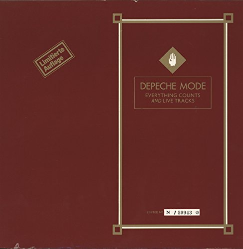 Depeche Mode - Everything Counts And Live Tracks - Mute - INT 136.801, Mute - L 12 Bong 3