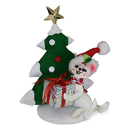 Annalee 5in Gift Giving Mouse