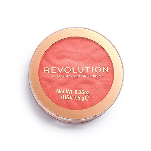 Revolution - Rouge - Blusher Reloaded - Coral Dream