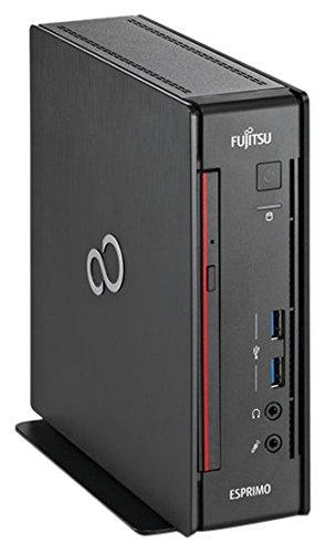 Fujitsu ESPRIMO Q956 2.8GHz i7-6700T 2L sized PC Black