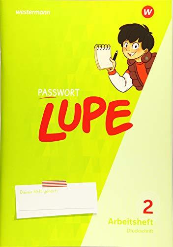 PASSWORT LUPE - Sprachbuch: Arbeitsheft 2 DS