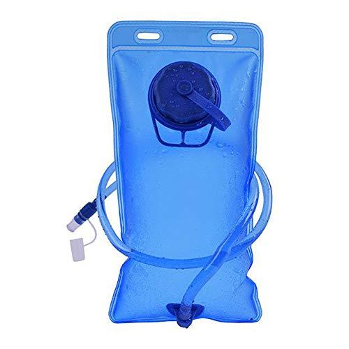 Meet World 2 L De Agua De Hidratación Embalse De Agua De La Vejiga Bolsa De Almacenamiento Libre De BPA De Montaña Que Recorre Hidratación Chaleco Mochila para Senderismo Ciclismo Campo